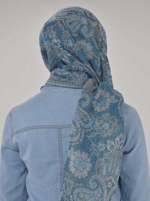 Floral Sparkle Weave Shayla Hijab HI2131 $14.99 (9)