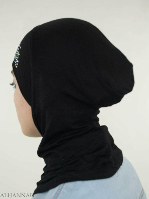 One Piece Rhinestone Al-Amira Sports Hijab HI2132 (2)