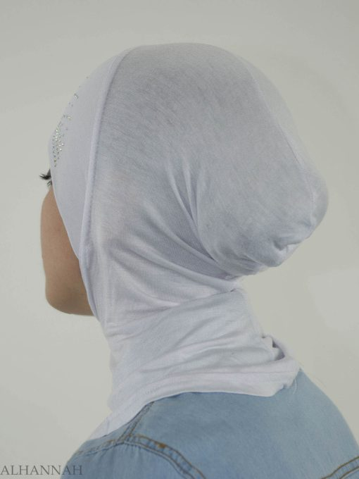 One Piece Rhinestone Al-Amira Sports Hijab HI2132 (5)