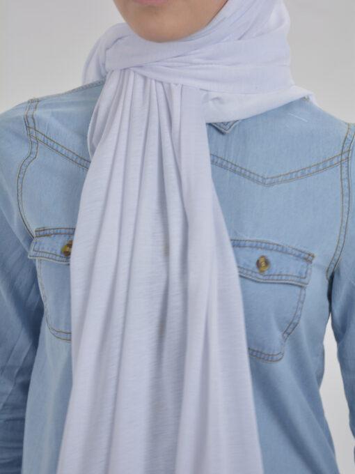 Solid Color Shayla Wrap Hijab HI2116 (3)