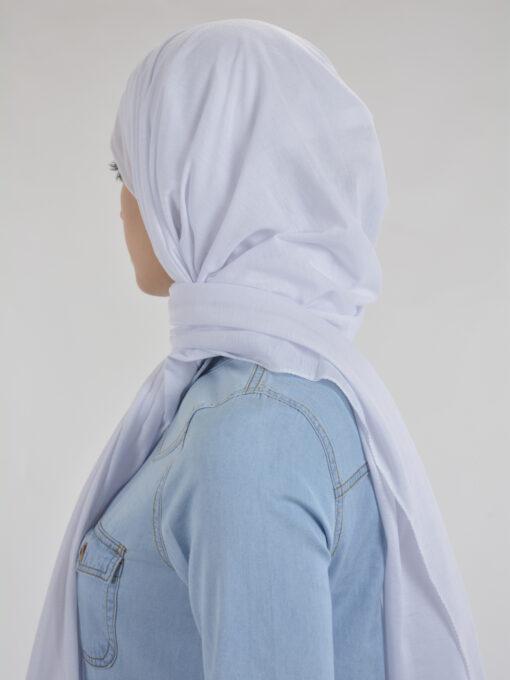 Solid Color Shayla Wrap Hijab HI2116 (6)