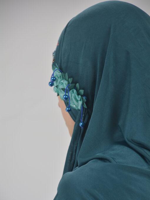 Sprouting Flowers Rhinestone Firework One-Piece Al-Amira Hijab HI2129 (5)