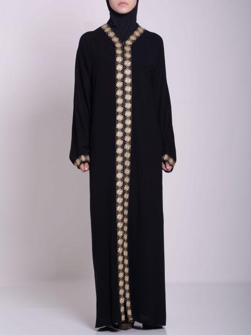 Amina Khalije Abaya ab652 (3)