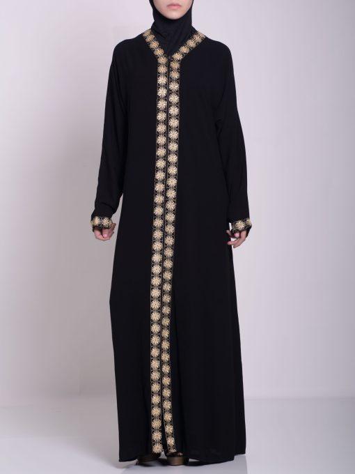 Amina Khalije Abaya ab652 (6)
