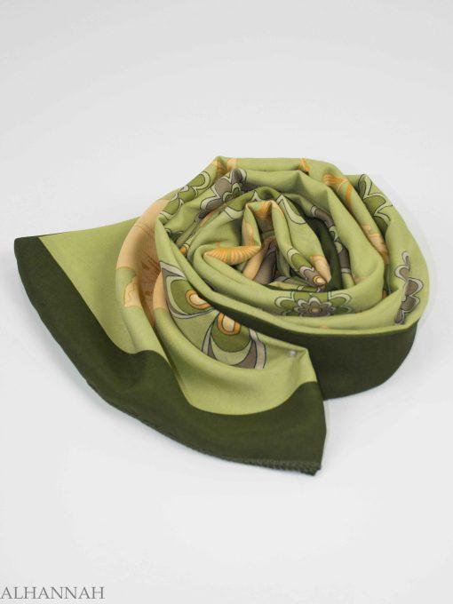Blooming Lily Square Hijab HI2145 (6)