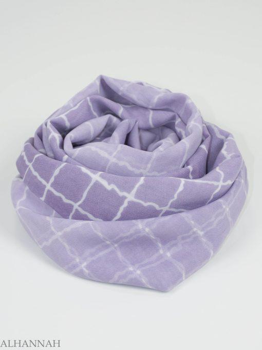 Checkered Square Hijab HI2149 (6)