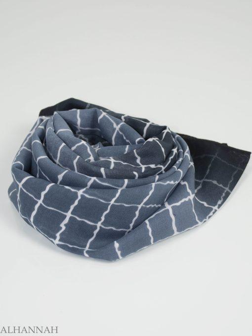 Checkered Square Hijab HI2149 (7)