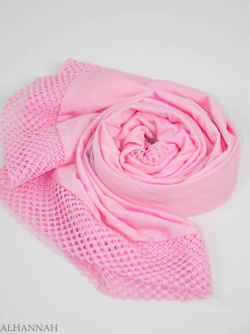 Crochet Rhinestone One-Piece Al-Amira Hijab HI2138 (10)