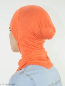 One Piece Rhinestone Al-Amira Sports Hijab HI2132(222)