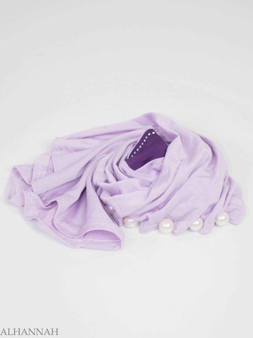 Pearled One-Piece Al-Amira Hijab HI2134 (12)