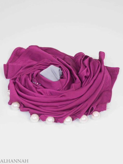 Pearled One-Piece Al-Amira Hijab HI2134 (13)