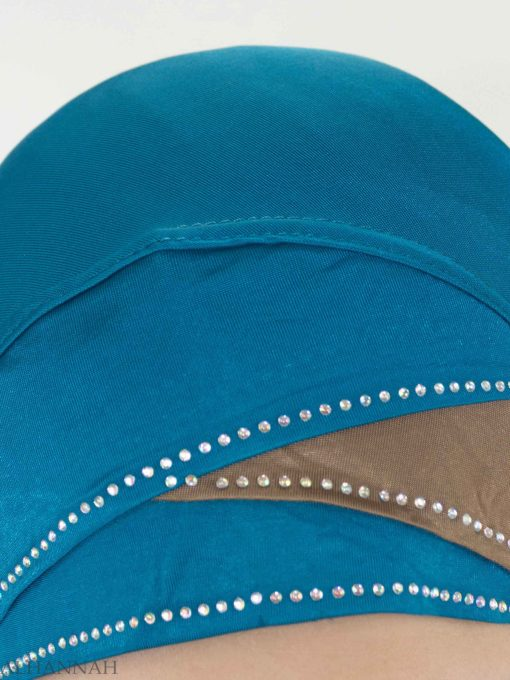 Pearled One-Piece Al-Amira Hijab HI2134 (3)