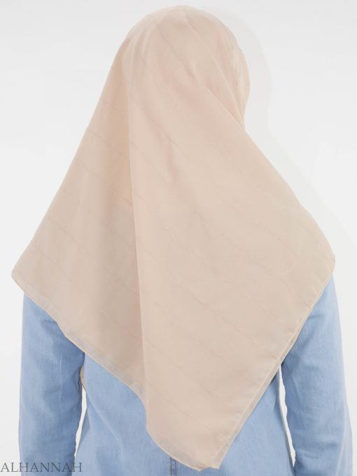 Pleated Square Hijab HI2147 (5)