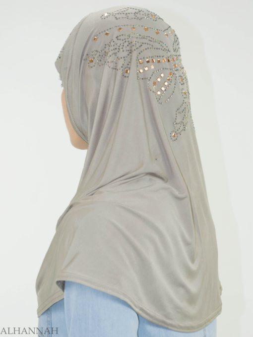 Rhinestone Butterfly One-Piece Al-Amira Hijab HI2139 (5)
