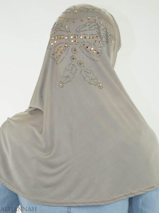 Rhinestone Butterfly One-Piece Al-Amira Hijab HI2139 (6)