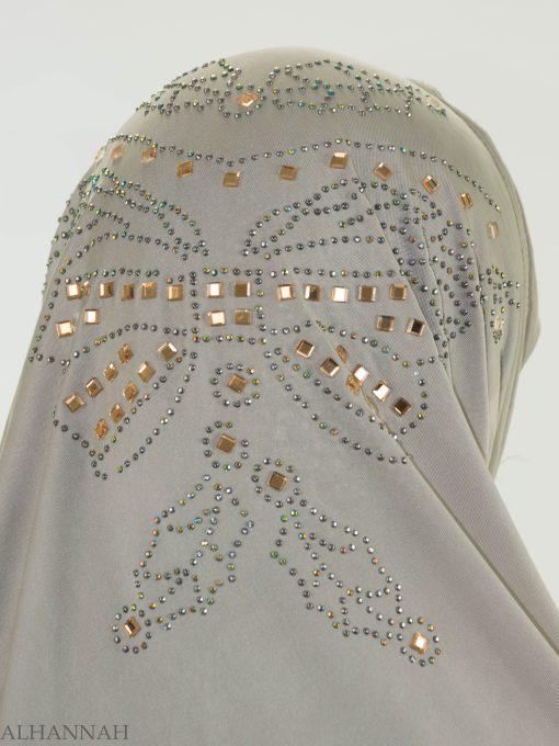 Rhinestone Butterfly One-Piece Al-Amira Hijab HI2139 (7)