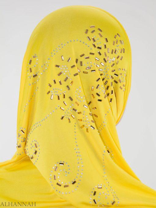 Rhinestone Butterfly One-Piece Al-Amira Hijab HI2139 (8)