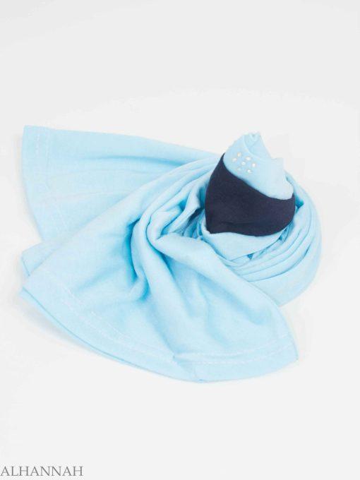Rhinestone Striped One-Piece Al-Amira Hijab HI2135 (14)