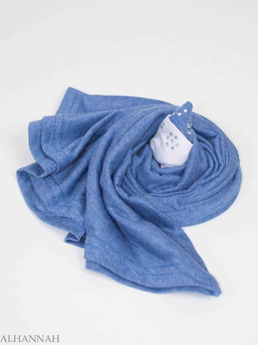 Rhinestone Striped One-Piece Al-Amira Hijab HI2135 (5)