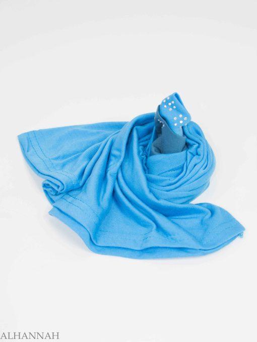 Rhinestone Striped One-Piece Al-Amira Hijab HI2135 (9)