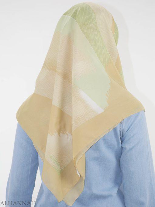 Sand Ripples Square Hijab HI2144 (2)