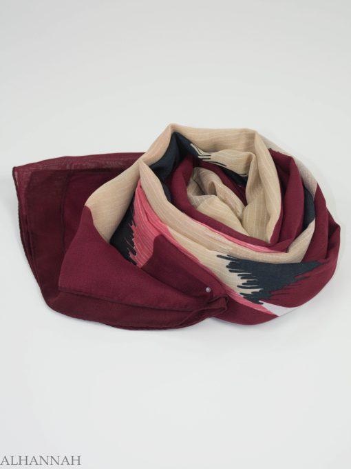 Sand Ripples Square Hijab HI2144 (3)