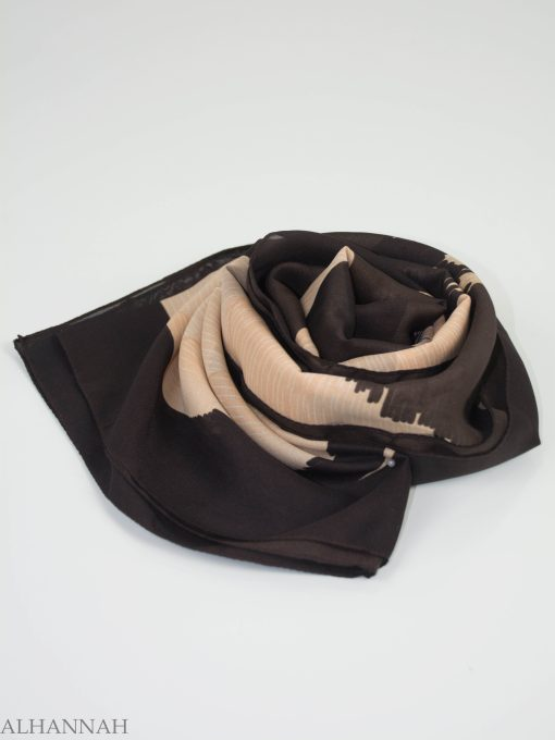 Sand Ripples Square Hijab HI2144 (5)