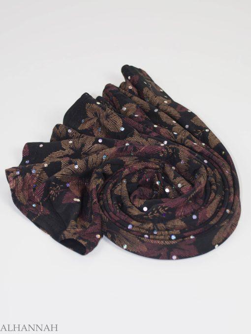 Striped Lily Glitter One-Piece Al-Amira Hijab HI2142 (10)