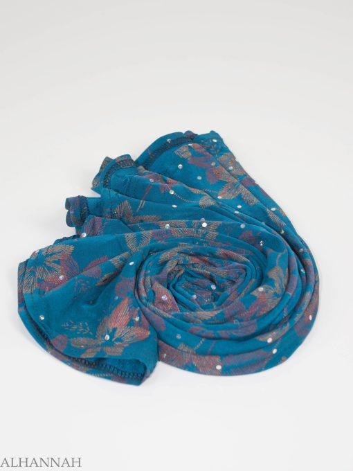 Striped Lily Glitter One-Piece Al-Amira Hijab HI2142 (11)