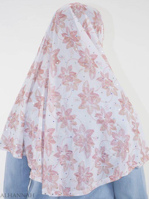 Striped Lily Glitter One-Piece Al-Amira Hijab HI2142 (2)