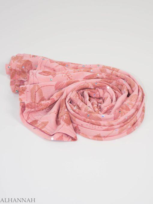Striped Lily Glitter One-Piece Al-Amira Hijab HI2142 (6)