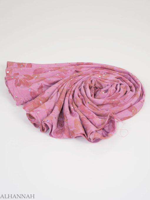 Striped Lily Glitter One-Piece Al-Amira Hijab HI2142 (7)
