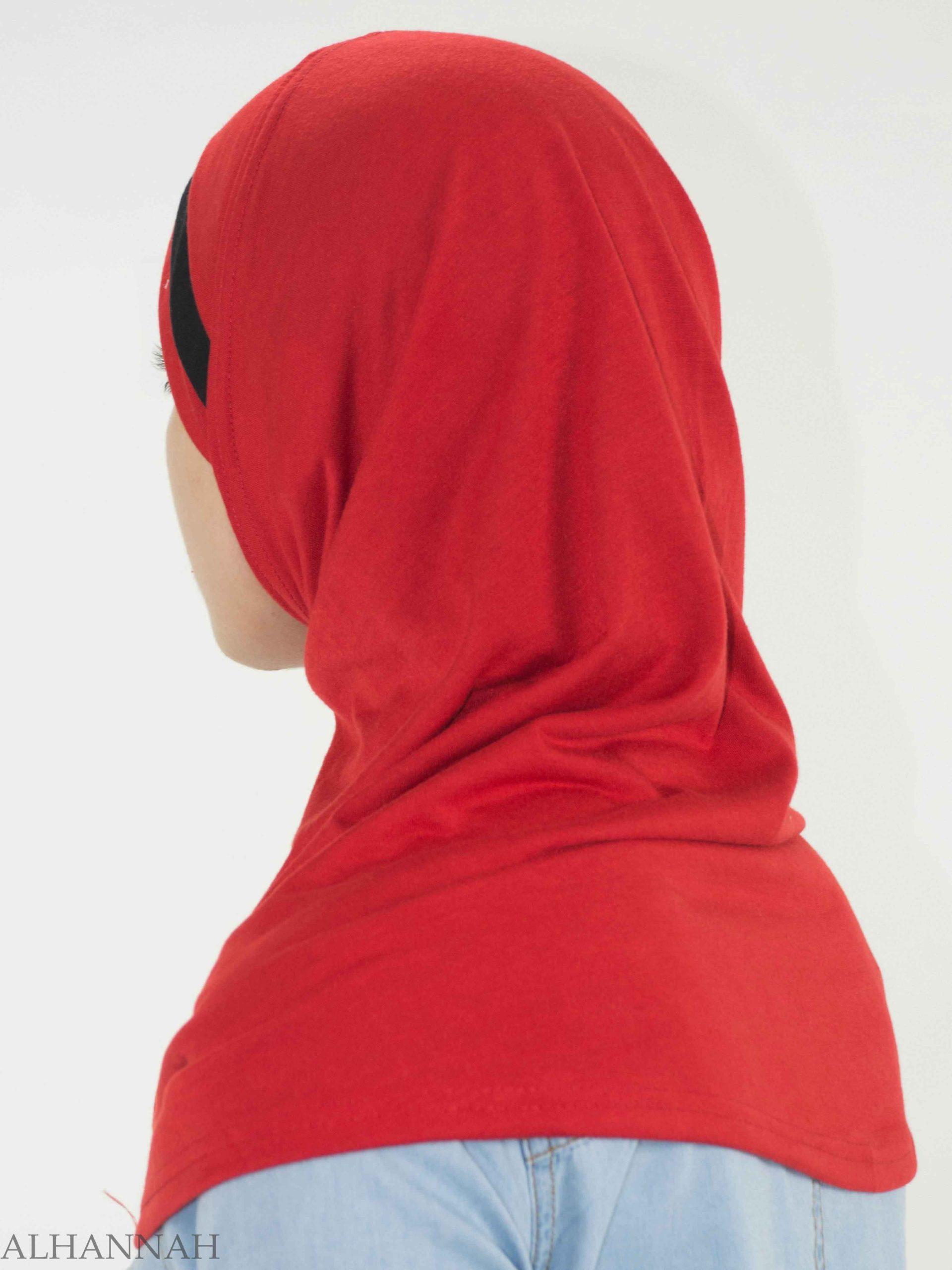 Striped One-Piece Al-Amira Hijab HI2137 (5)