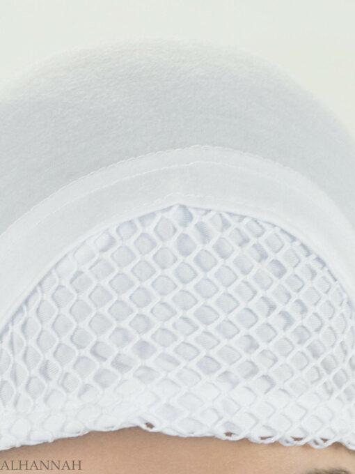 White Crochet One-Piece Al-Amira Hijab HI2136 (5)