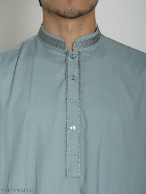 Embroidered Collar Salwar Kameez ME752 (3)