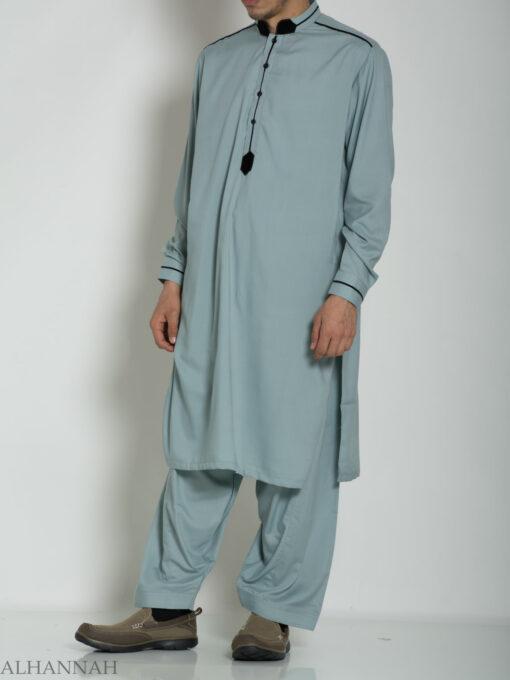Velvet Lined Salwar Kameez ME764 (3)