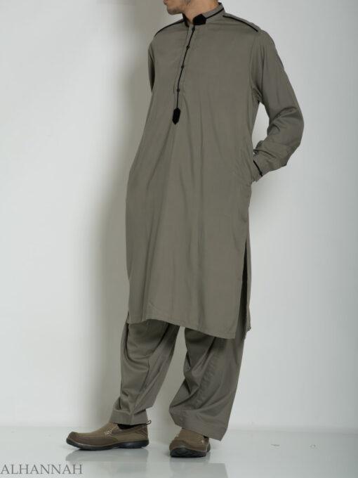 Velvet Lined Salwar Kameez ME764 (7)