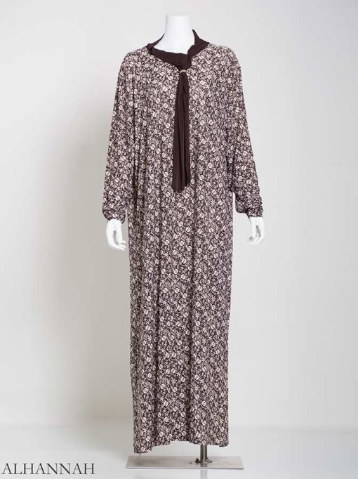 Abstract Floral Prayer Outfit ps450 (1)