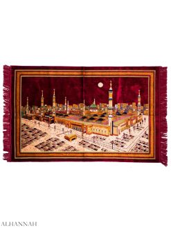 Al-Masjid-An-Nabawi-Motif-Large-Prayer-Rug-ii1158