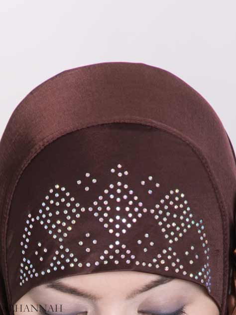 Beaded Sprouting-Flower One-Piece Al-Amira Hijab hi2160 (3)