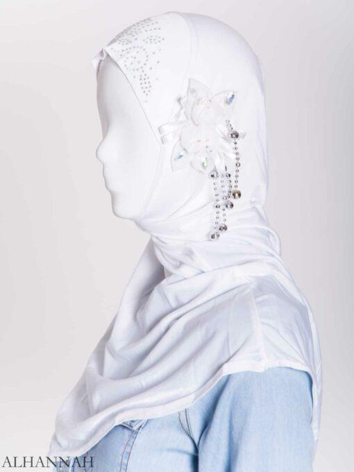Beaded Sprouting-Flower One-Piece Al-Amira Hijab hi2160 (6)