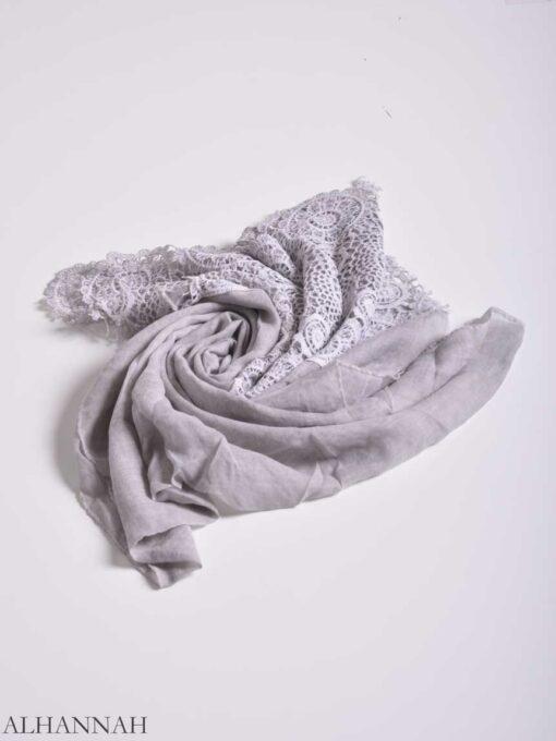 Floral Crochet Shayla Hijab hi2156 (1)