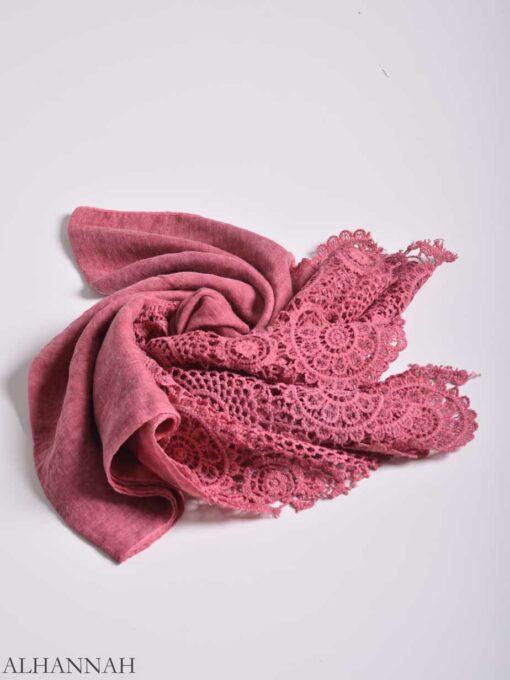 Floral Crochet Shayla Hijab hi2156 (11)