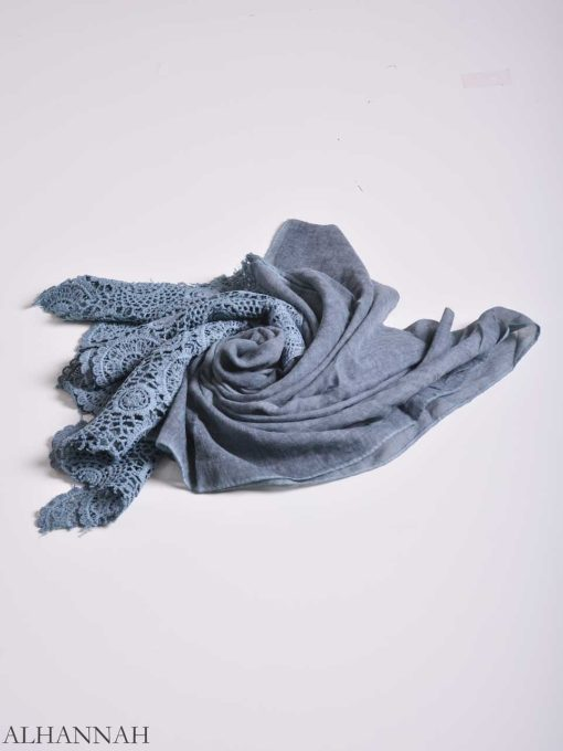 Floral Crochet Shayla Hijab hi2156 (15)