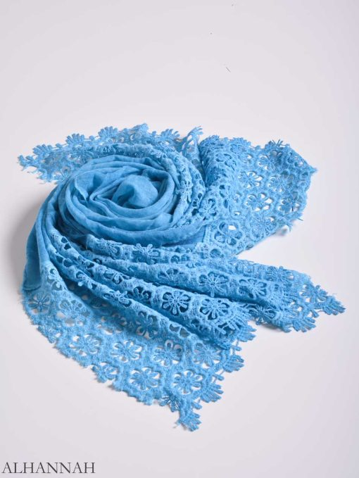 Floral Crochet Shayla Hijab hi2156 (4)