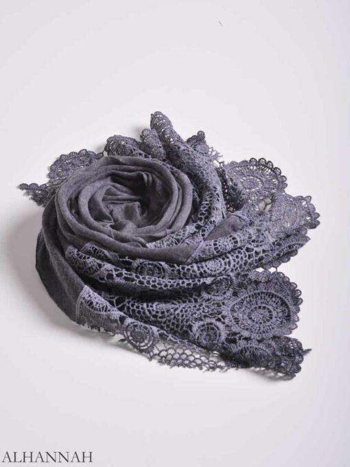 Floral Crochet Shayla Hijab hi2156 (5)