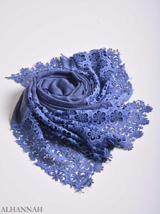 Floral Crochet Shayla Hijab hi2156 (6)