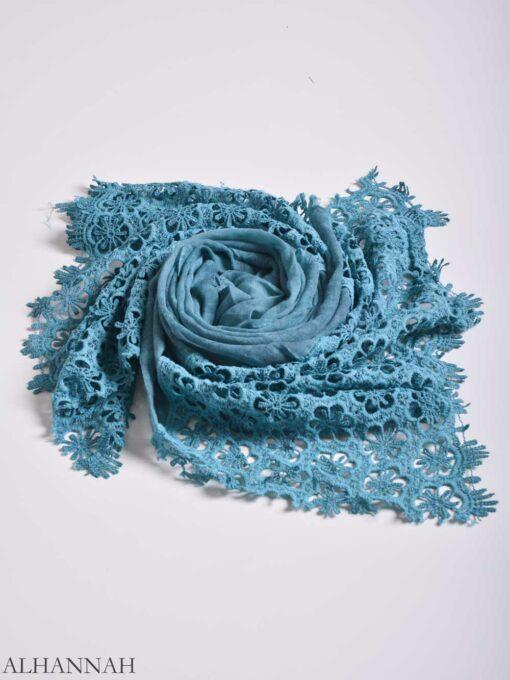 Floral Crochet Shayla Hijab hi2156 (7)