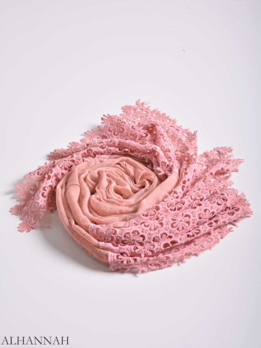 Floral Crochet Shayla Hijab hi2156 (8)