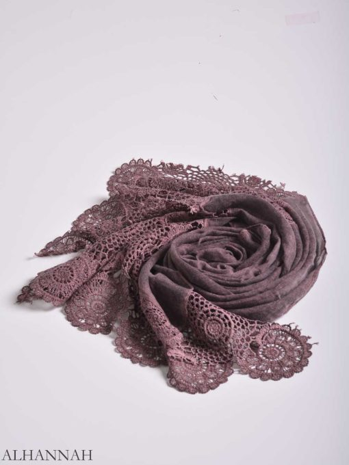 Floral Crochet Shayla Hijab hi2156 (9)
